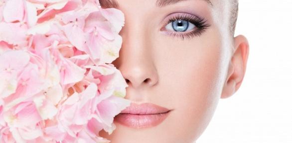 Процедуры поуходу закожей лица встудии «Бьюти точка»