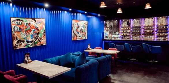 Напитки, паровые коктейли вбаре «Mamoonia Lounge Bar Таганка» заполцены