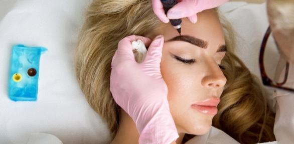 Перманентный макияж вSPA-салоне «Инфинити»