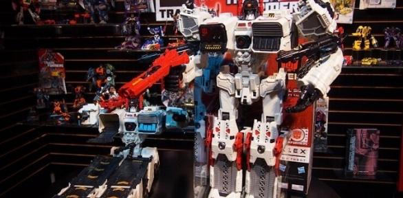 Билет для взрослого или ребенка вмузей роботов-трансформеров TF-museum