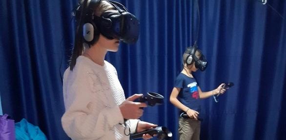 Виртуальная реальность отVR-клуба «Навигатор»