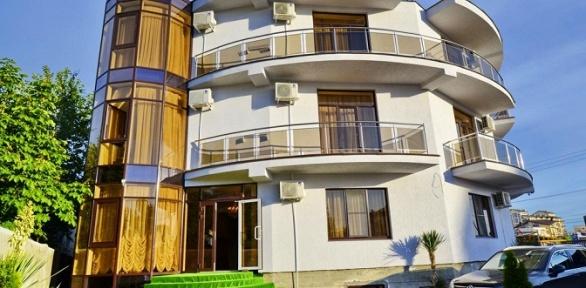 Отдых наберегу Черного моря вгостевом доме Tatyana