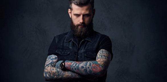 Мужская или детская стрижка отсалона Goodman Barber