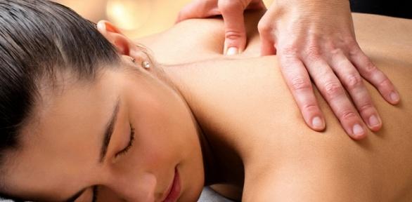 Сеансы массажа встудии красоты Style