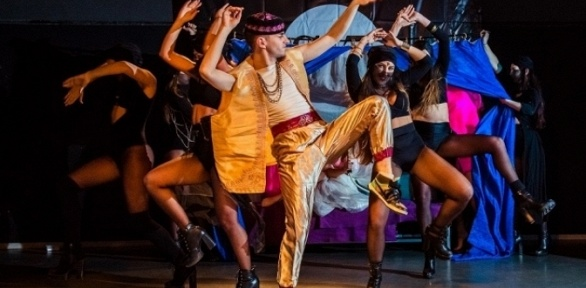 8, 16или 24занятия танцами вшколе танцев S17