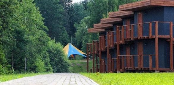 Семейный отдых спитанием, развлечениями вотеле «Парк Гришкино»