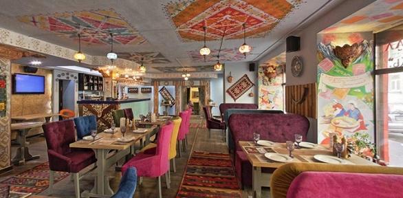 Все меню инапитки всети ресторанов Mangal &Grill