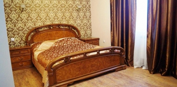 Отдых вномере категории полулюкс или люкс вгостевом доме Home-otel