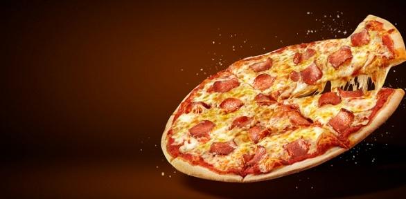 До15итальянских пицц диаметром 33см отслужбы доставки People's Food