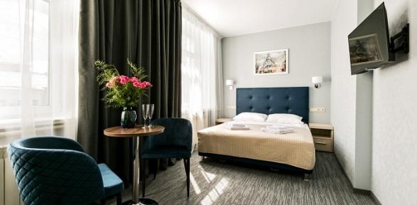 Романтический отдых вотеле «Пятницкая Hotel»