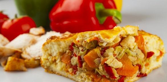 Пироги отпекарни «Биопай»