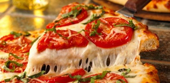Пиццы навыбор без ограничения суммы чека впиццерии Figaro за полцены