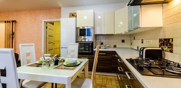 Отдых вцентре Самары воднокомнатной квартире отсервиса RentPlaza