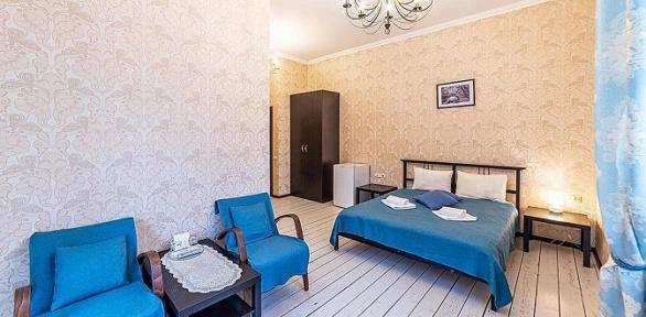 Отдых вСанкт-Петербурге вмини-отеле «Викена»