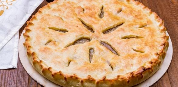 Сеты изпицц либо осетинских пирогов отпиццерии «Дигория»