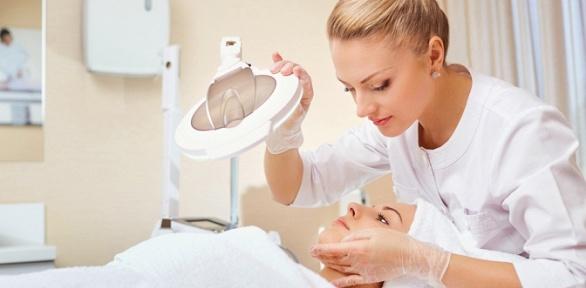 Косметологические услуги всалоне красоты «Камелия»