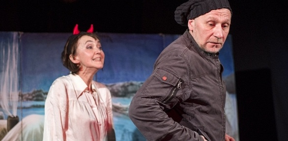 Билет наспектакль «Уроки Гоголя» оттеатра «Оранжевое небо»