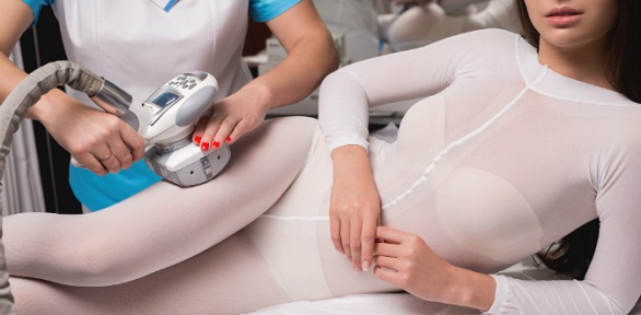 Посещение сеансов LPG-массажа тела всалоне «Нюд»