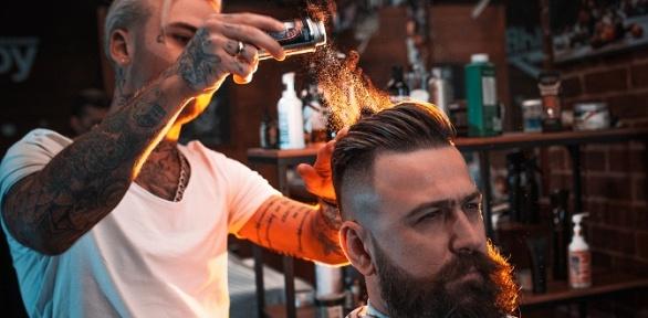 Мужская или детская стрижка отOldBoy Barbershop