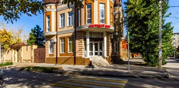 Отдых вномере категории стандарт, студия сзавтраком вотеле «Ростов-61»