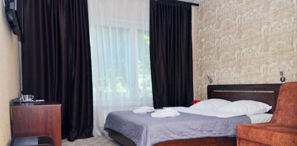 Проживание вмини-отеле «Ладомир»