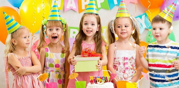 Детский праздник от мастерской «Волшебники»