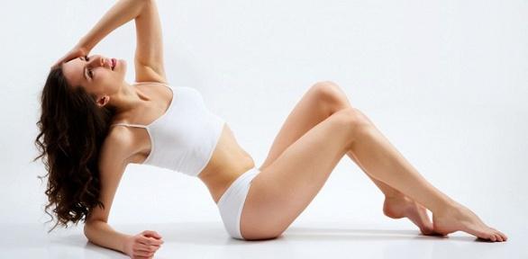 Лазерный липолиз, кавитация или RF-лифтинг тела встудии Aisha.beauty Club