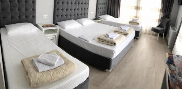 Отдых наЧерном море всемейном отеле «Grand Villa уморя»