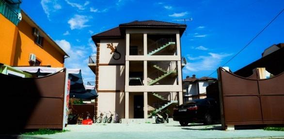 Отдых вСочи вномере категории стандарт вгостевом доме «Ола»