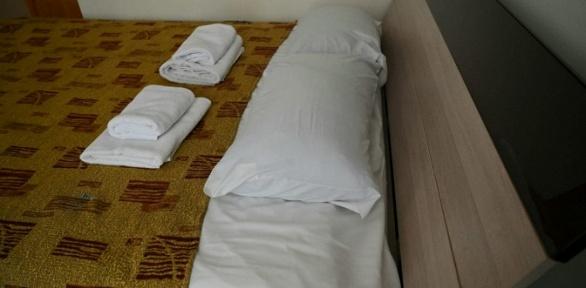 Проживание или романтический отдых вотеле «Третий этаж»