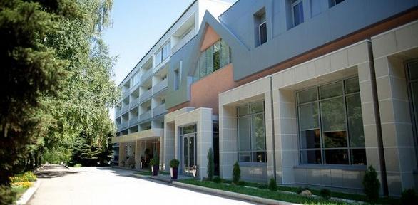 Отдых напобережье реки Волги вальянс-отеле «Самарский»