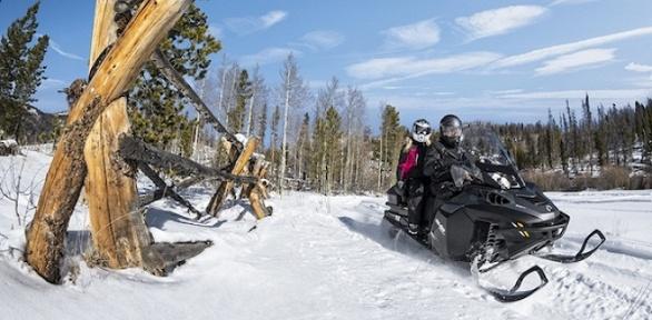 Двухдневный тур вКарелию «Снегоходный престиж»