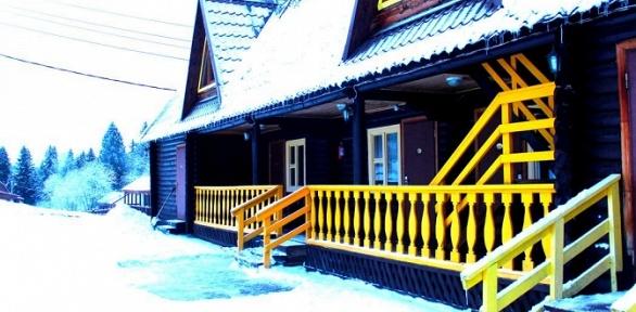 Отдых нановогодние праздники вкомплексе «Шиболово-Горки»