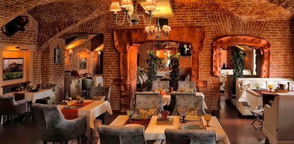 Все меню инапитки вресторане грузинской кухни «Санапиро»