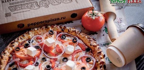 Пиццы впиццерии Peppers Pizza