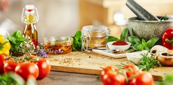 Посещение мастер-класса поприготовлению здоровой еды вкафе «Тыква»
