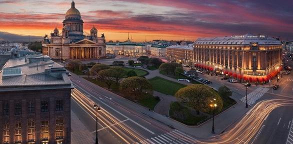 Тур вСанкт-Петербург на5дней оттуроператора «Бигтранстур»