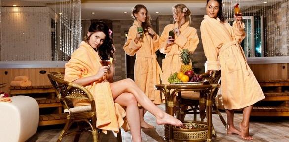 SPA-девичник Premium, VIP или Luxury вцентре красоты иSPA China Spa Royal
