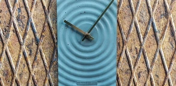 Настенные или настольные часы встиле лофт