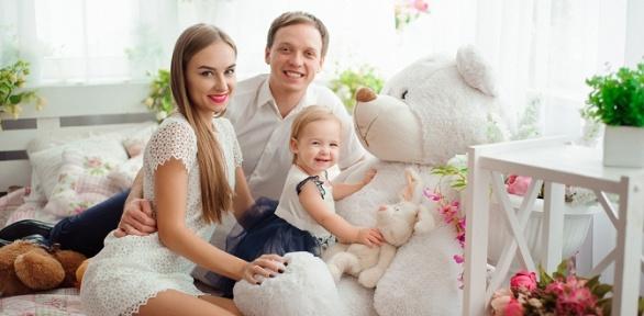Детская, семейная или съемка беременности вBabybas Studio