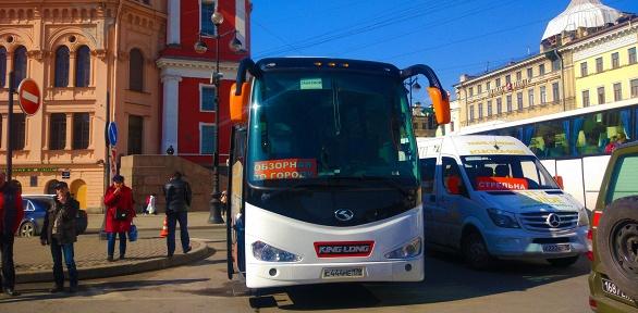 Экскурсии поСанкт-Петербургу отагентства «Эклектика-Гид»