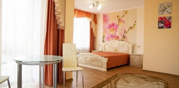 Отдых наберегу Черного моря спосещением бассейна вгостинице Art Hotel
