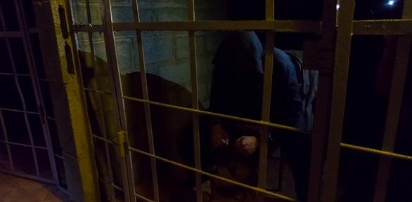 Участие вквесте «Тюремный бунт» откомпании «Адреналин74»