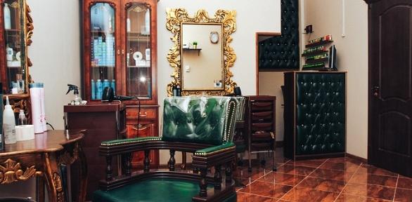 Стрижка, ботокс, окрашивание или выпрямление волос всалоне Pafos Studio