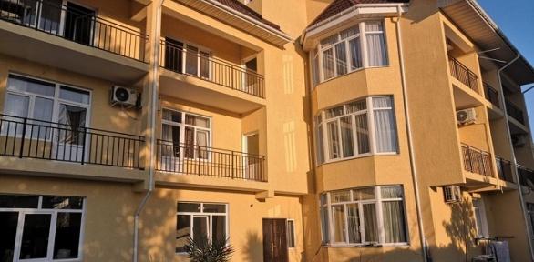 Отдых наберегу Черного моря вмини-отеле «Вилла замок +»