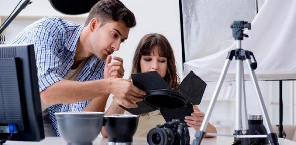 Экспресс-курс, мастер-класс отфотошколы «Бункерстудия»