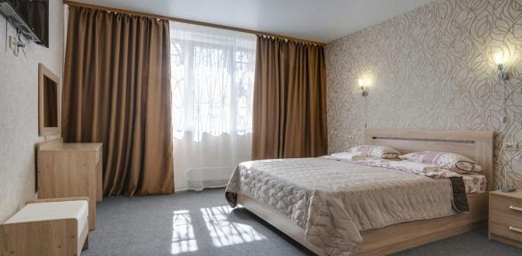 Проживание наУральской вмини-отеле «Ладомир»