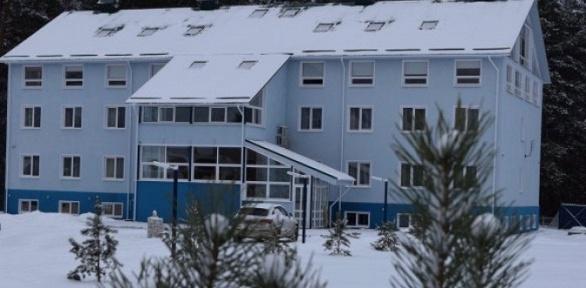 Отдых сразвлечениями впарк-отеле «Айсберг Угры»
