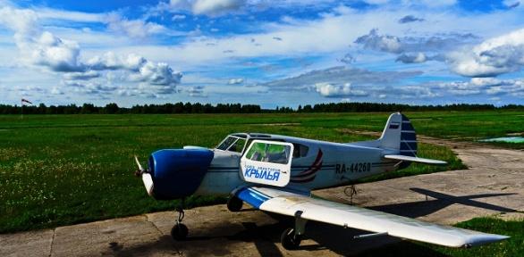 Посещение мастер-класса или экскурсия насамолете отаэроклуба Fly-zone