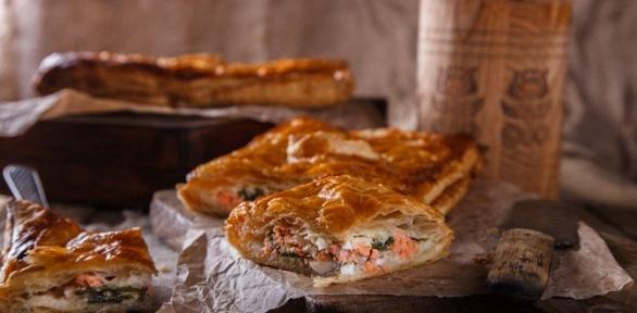 Пироги навыбор отпекарни «Лакомов» заполцены